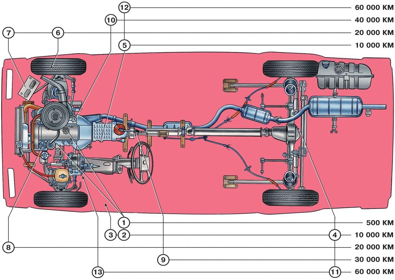 скачать руководство технического обслуживания и ремонту автомобиля ваз 2107